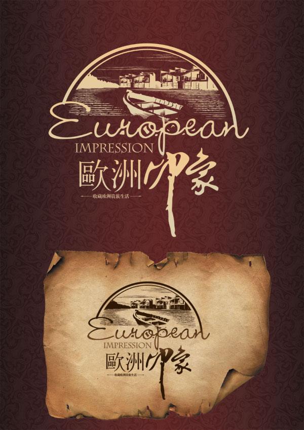 欧式皇宫风格海报