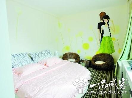 新房室内手绘墙画如何绘画 新房室内手绘墙画绘画步骤