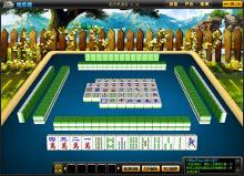 棋牌游戏UI设计—3D麻将