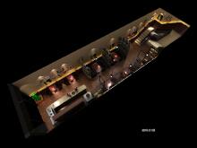 福建三明咖啡厅设计效果图