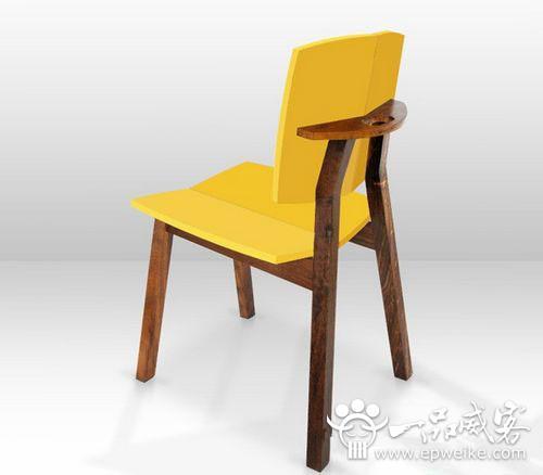 国外创意座椅设计参考2