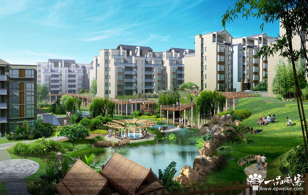住宅区园林景观设计如何规划 住宅区园林景观设计规划技巧