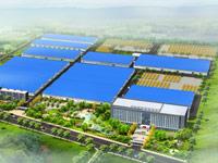 工厂景观设计效果图