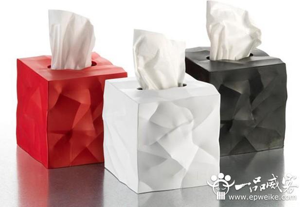 创意抽纸盒设计制作 创意纸巾盒设计方案