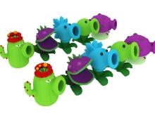 室外游戏设计:植物大战僵尸