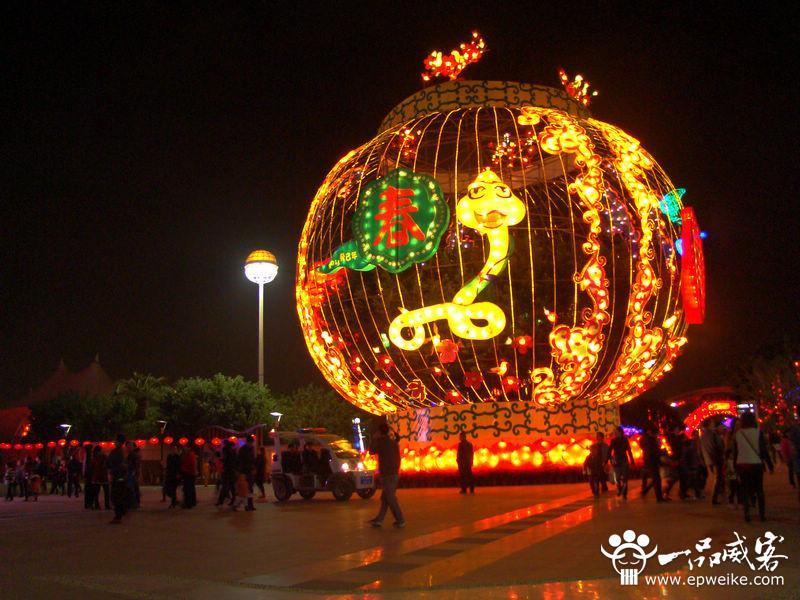 马年创意元宵节花灯欣赏 创意元宵节花灯设计制作