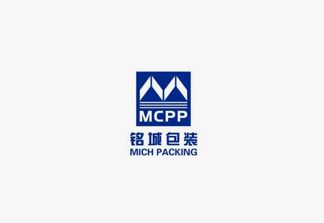 沈阳铭城包装材料公司logo设计