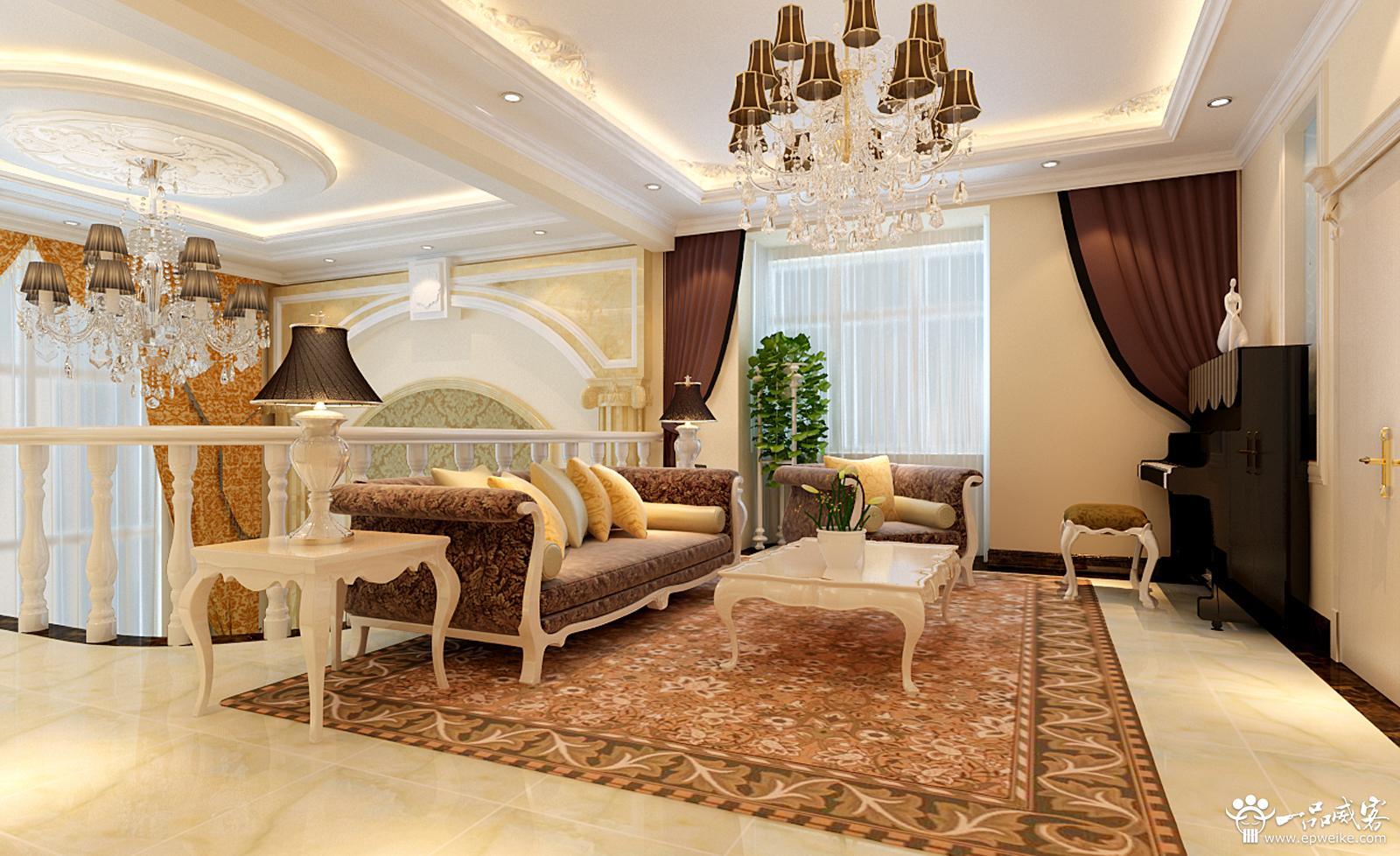 家居装修 别墅设计      欧式装修的风格来源于古希腊和