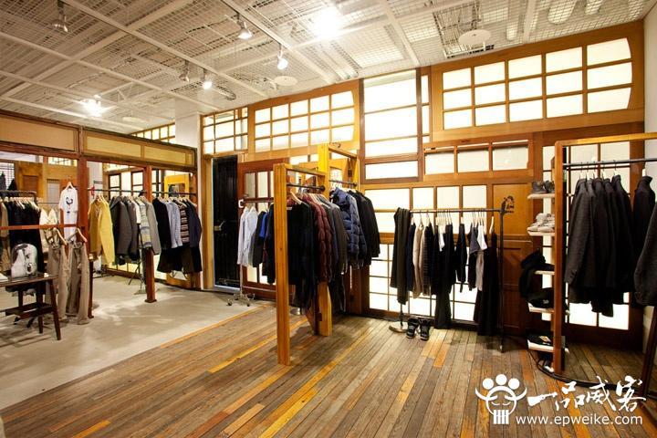 男装店面如何装修设计 男装店装修设计的要点