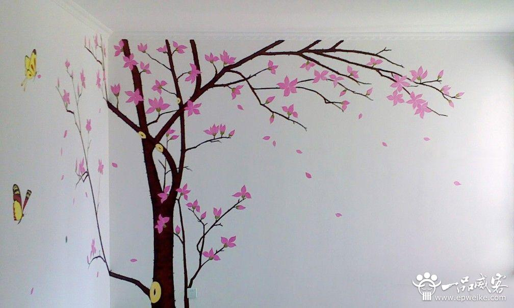 手绘墙画设计等创意服务
