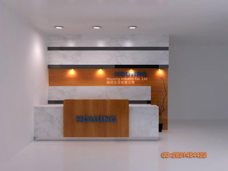 公司形象墙,文化墙,前台设计