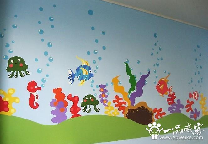 幼儿园手绘墙设计有什么好处 幼儿园手绘墙设计的作用