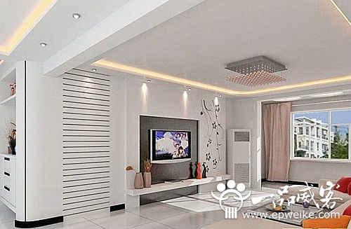如何做好客厅电视墙装修设计 客厅电视墙装修设计原则