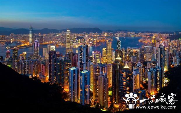 香港中央商务区规划设计 香港商务中心区规划介绍