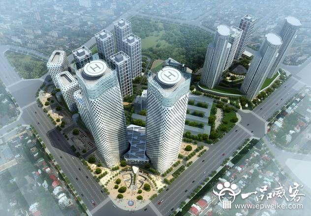 城市CBD规划设计的基本知识 城市CBD规划设计如何分等级