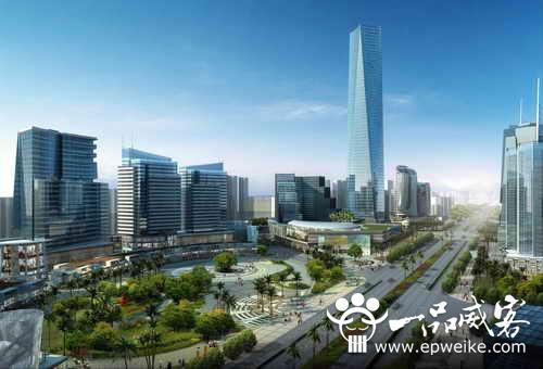 中央商务区规划设计的产业内容 城市中央商务区规划设计服务
