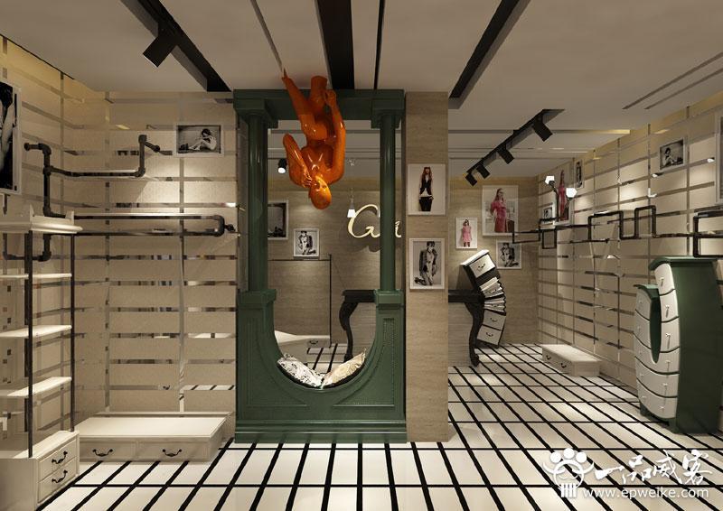 杭州专卖店装修设计公司店铺装修设计三大技巧 杭州专卖店装修设计的
