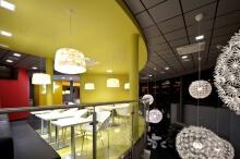 United Chicken美国餐厅设计