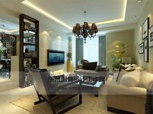 威客服务:[31138] 家装室内装修设计-中式