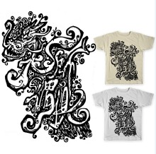 T恤图案设计