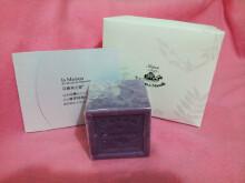 法国马赛皂包装设计