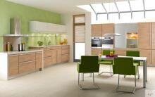 朴质优雅的厨房