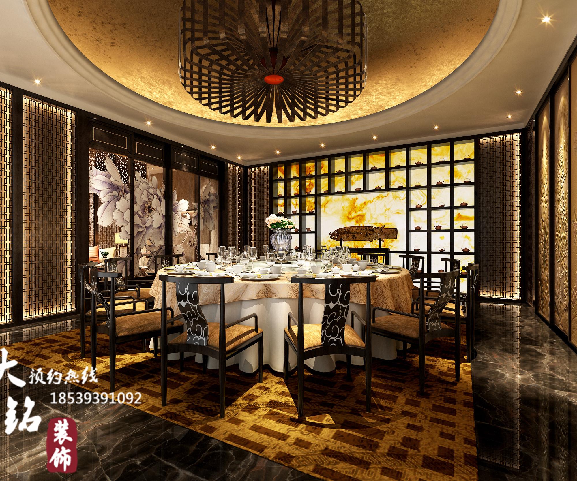 酒店餐厅设计 酒店装饰设计