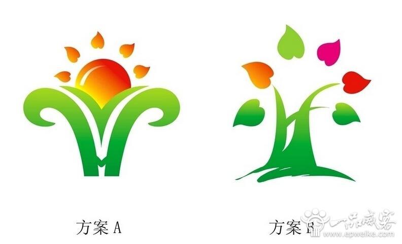 图形标志设计制作方法 创意图案标志设计制作_攻略