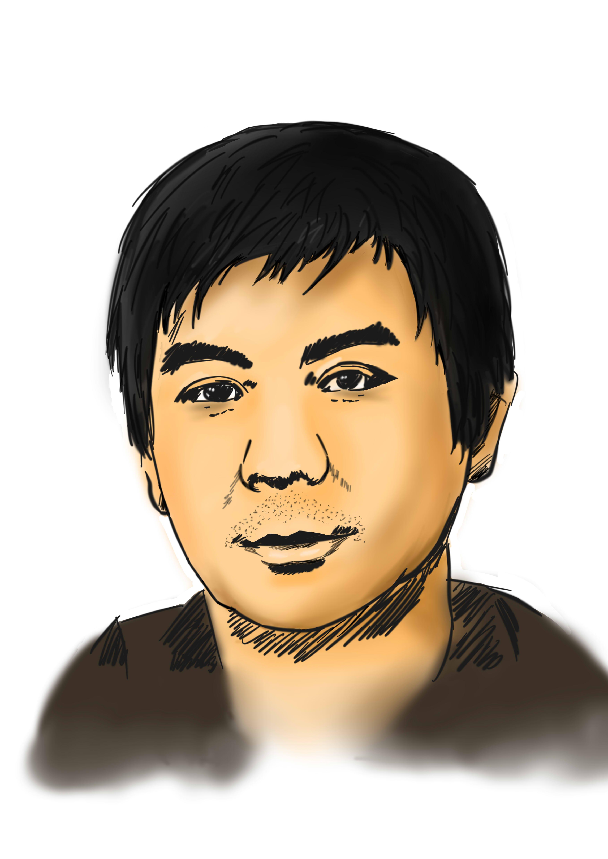 手绘漫画形象3_大果设计案例展示_一品威客网