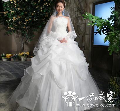 神圣婚礼上为什么要穿婚纱  婚纱礼服的由来和发展介绍