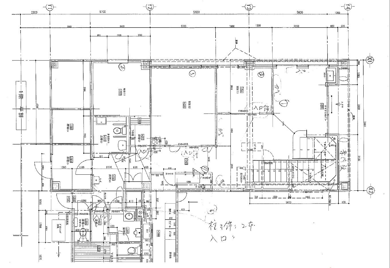中式餐廳玄關走廊及包間設計_效果圖制作_家居裝修