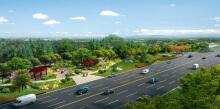 市政道路景观设计