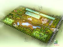 农业园农家乐景观设计