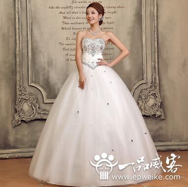 了解婚纱礼服的几种款式 找到最适合你的漂亮婚纱