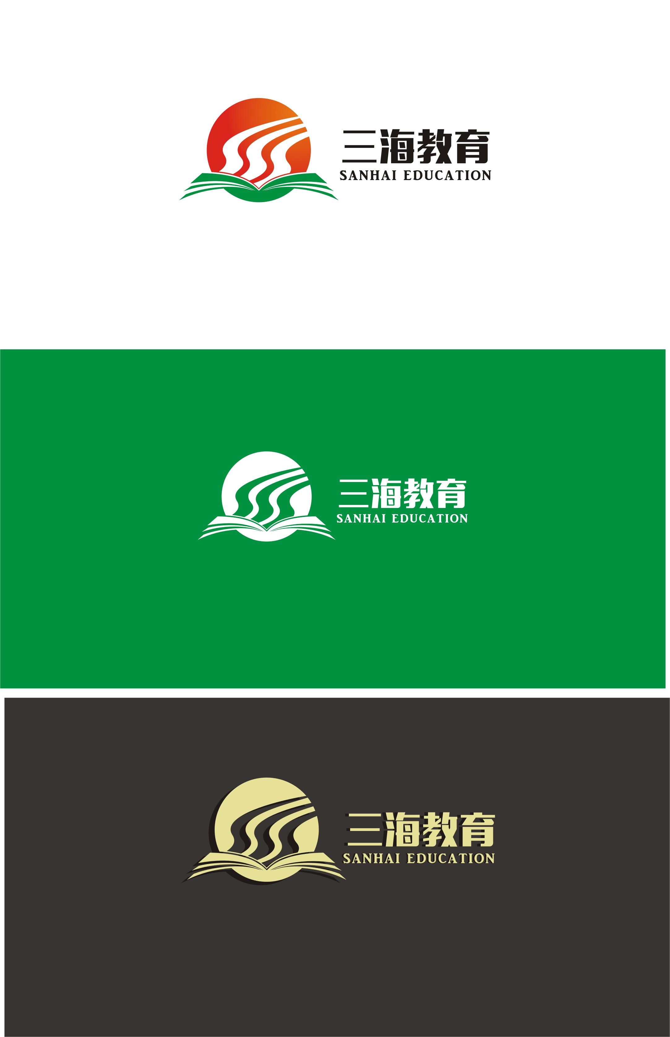 ps商标设计-花卉主题logo设计