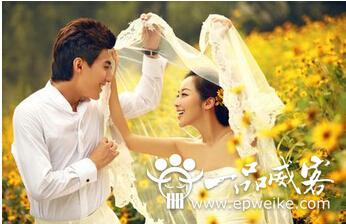 留住完美的瞬间 婚纱摄影应该注意的事项