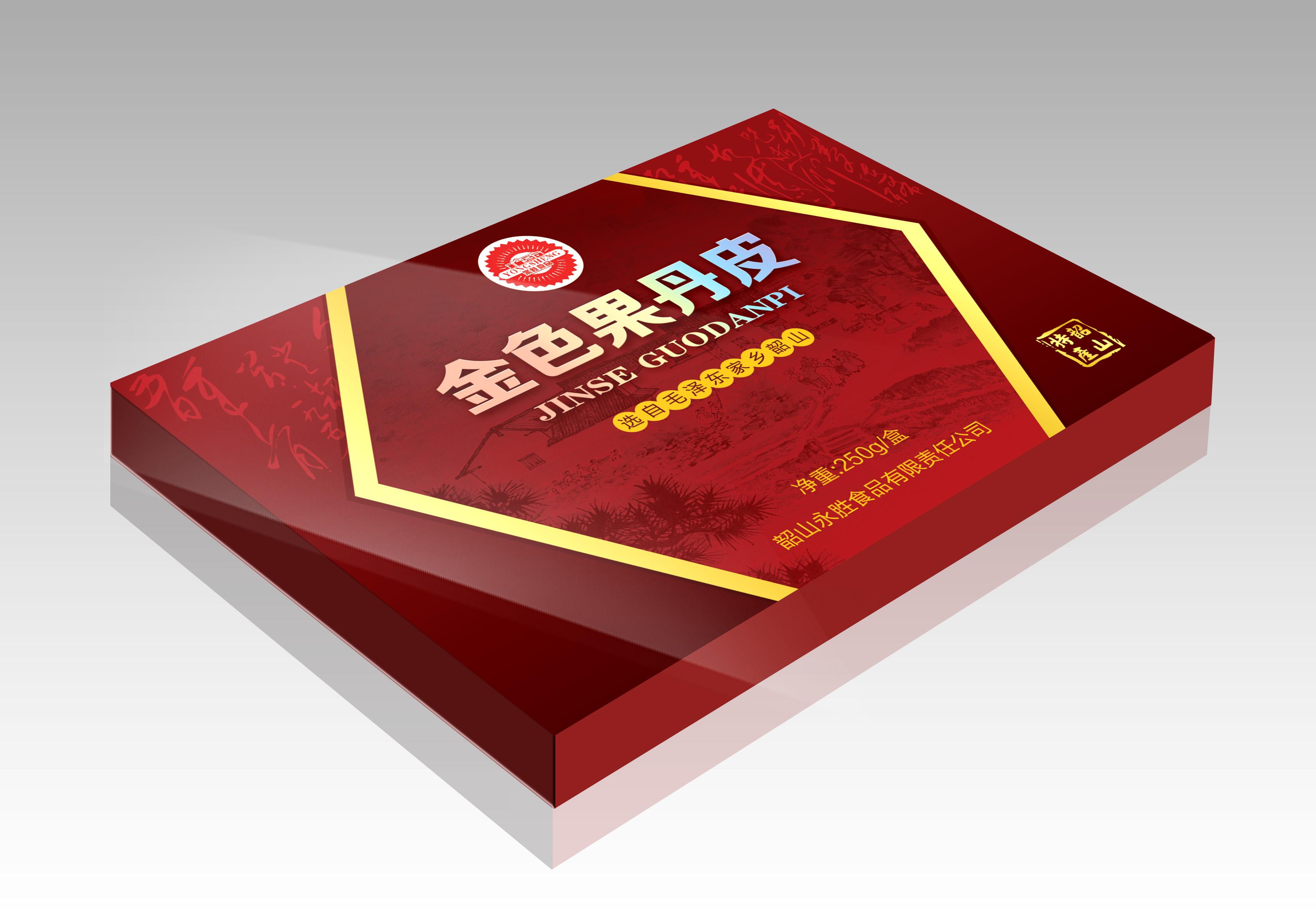 韶山特產食品外包裝設計