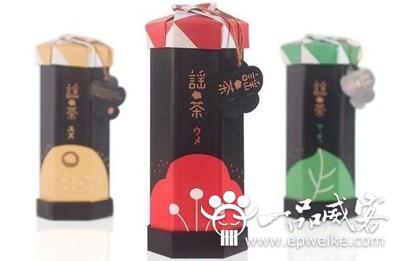 日本茶叶包装设计的分类 不同类型日本茶叶包装设计