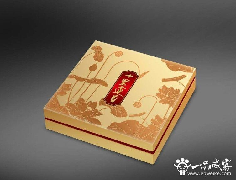 创意金属月饼盒包装设计方法