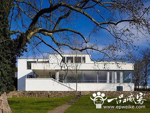 现代乡村小别墅外观设计