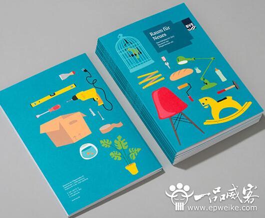 创意企业宣传册设计欣赏_公司宣传册设计欣赏视角图片
