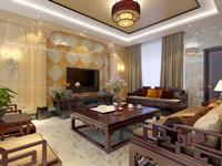 客厅设计并制作一个3D效果图