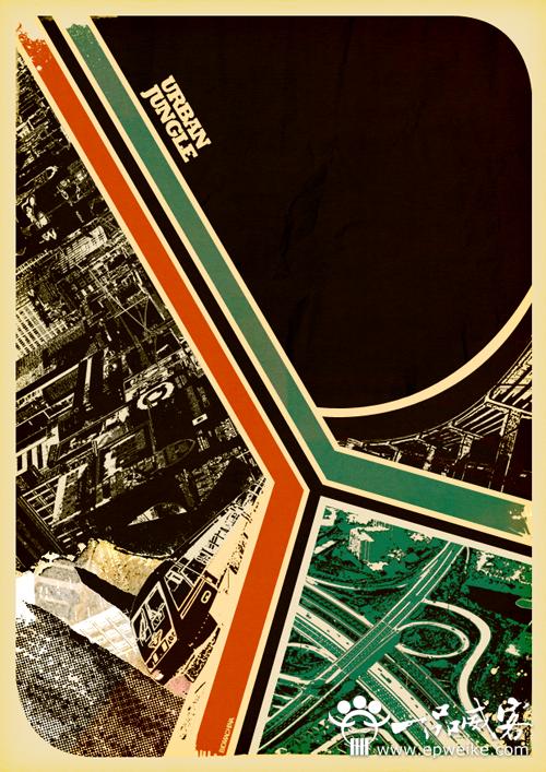 国外优秀海报设计欣赏_优秀的国外海报设计案例