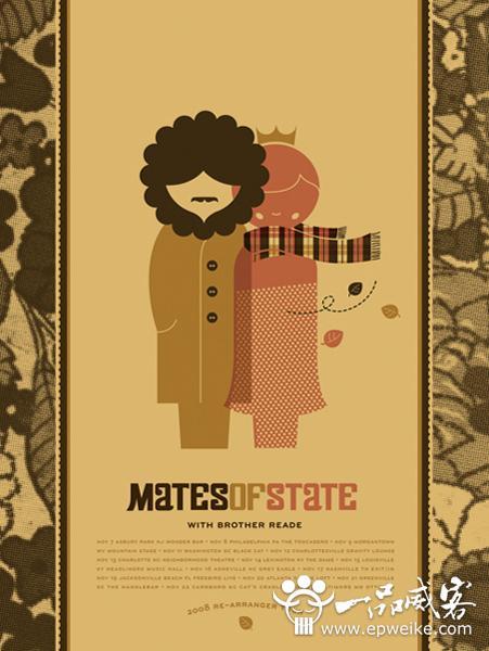国外优秀海报设计欣赏_优秀的国外海报设计案例图片