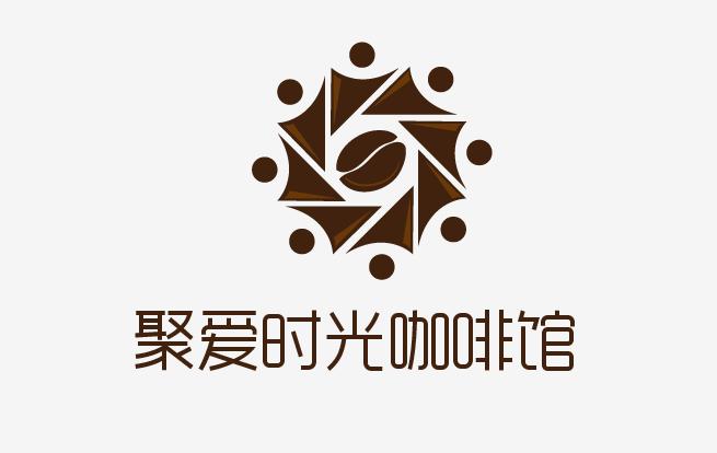 咖啡店logo设计效果图