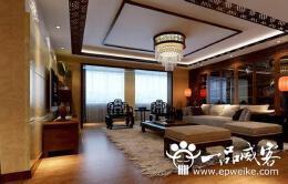 """不同客厅装修风格欣赏——""""看看别人家的客厅"""""""
