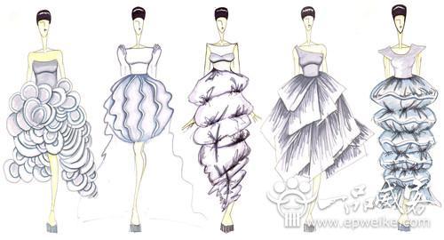 漂亮服装设计制作美学原理介绍