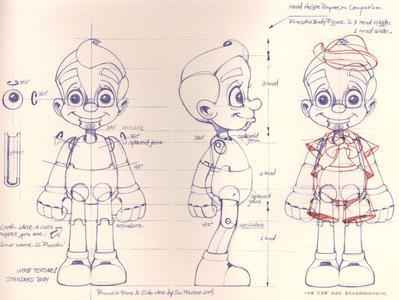 漫画设计图的制作教程