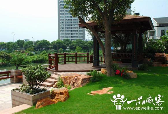 私人别墅庭院景观设计