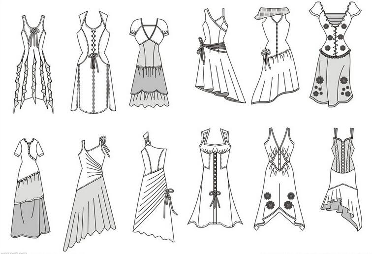 服装设计专题